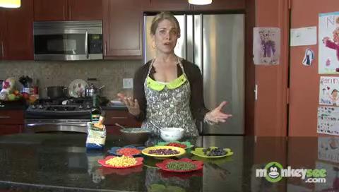 Rainbow Rice Recipe for Kids