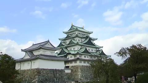 Visit the Nagoya Castle in Nagoya, Japan