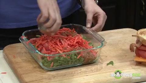 Watermelon Salads and Sandwiches Recipes
