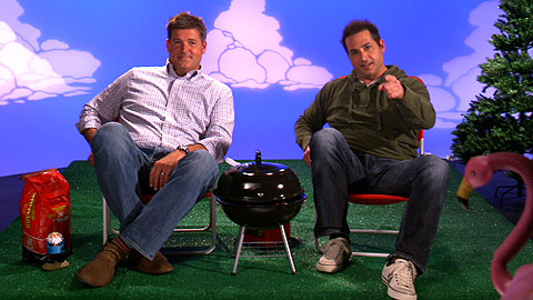 You've Got the Deen Brothers' BBQ Safety Tips
