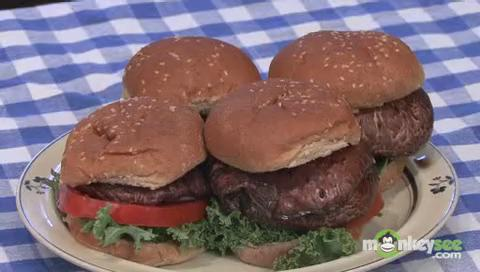 July 4th Vegetarian Burger Bash
