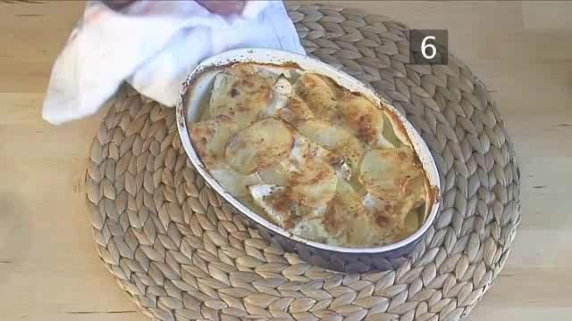 How to Cook Celeriac and Potato Gratin