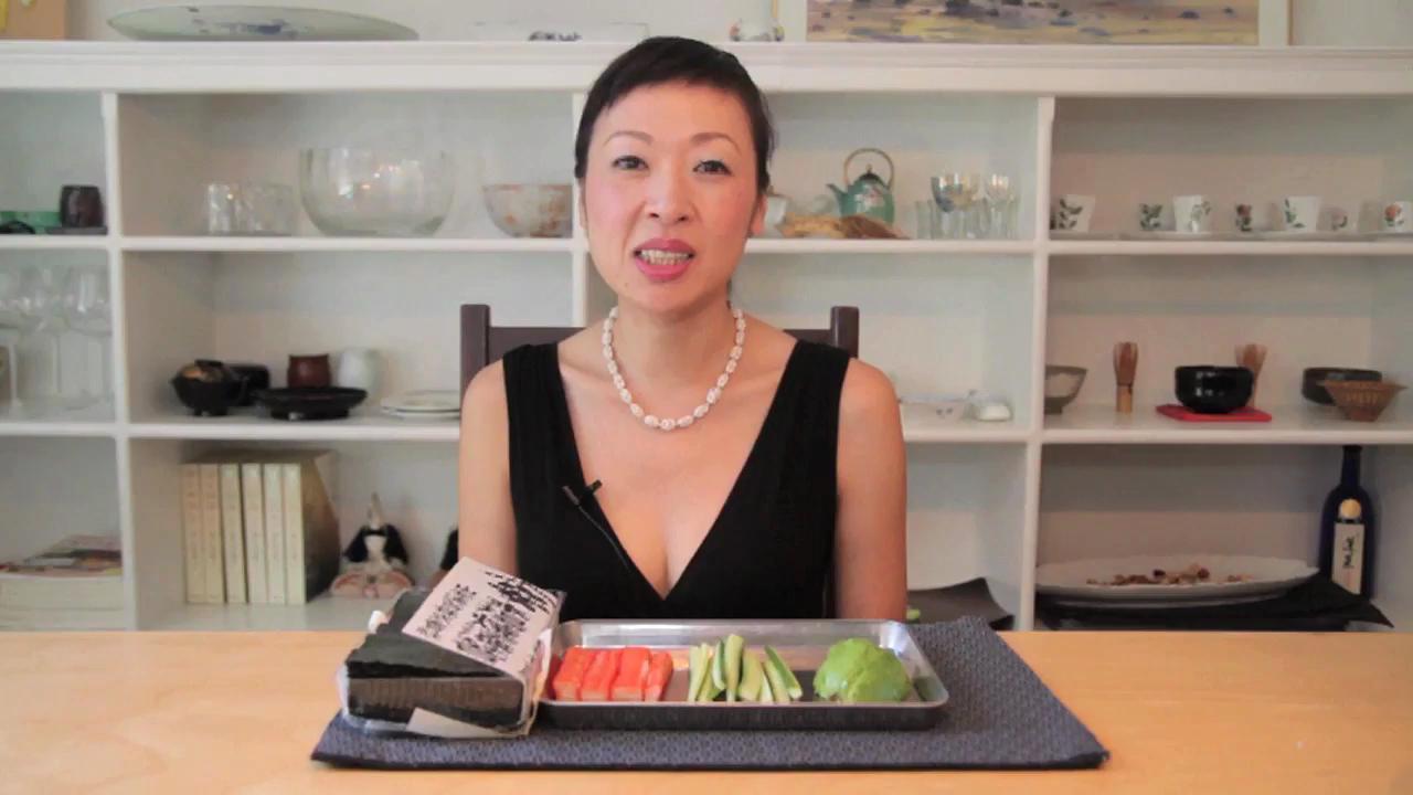 Sushi and Seasonal Veggies