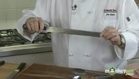 How to Use a Carving Knife