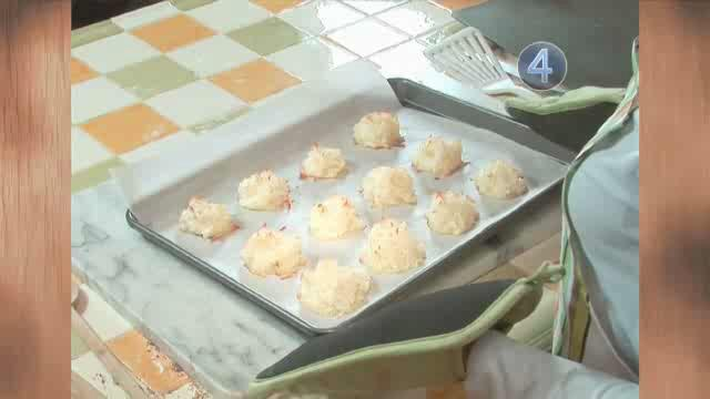 How to Bake Macaroons