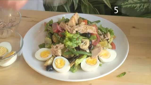 How to Prepare Salad Nicoise