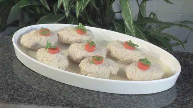how to cook gefilte fish loaf