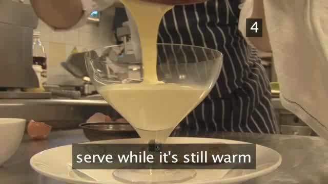 How to Prepare a Zabaglione
