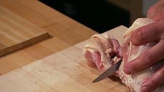 Kitchen Basics - How to De-bone a Chicken