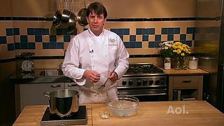 Kitchen Basics - Blanching and Shocking Food