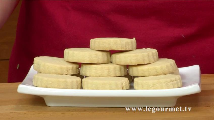 Classic Shortbread Holiday Cookies Recipe
