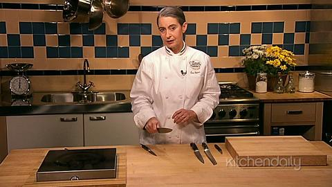 Kitchen Basics - Kitchen Knives 101