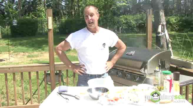 Grilled Shrimp and Vegetables Recipe