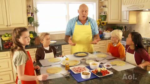 Kitchen Kids - Crepes Recipe