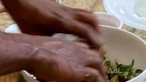 Marcus Samuelsson's Mediterranean chicken Salad Recipe