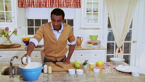 Marcus Samuelsson's Apple Potato Salad Recipe