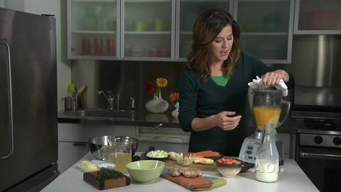Shake it Up - Carrot Ginger Soup Recipe