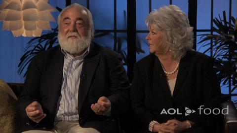 Paula Deen and Michael Groover's Tips on Grilling