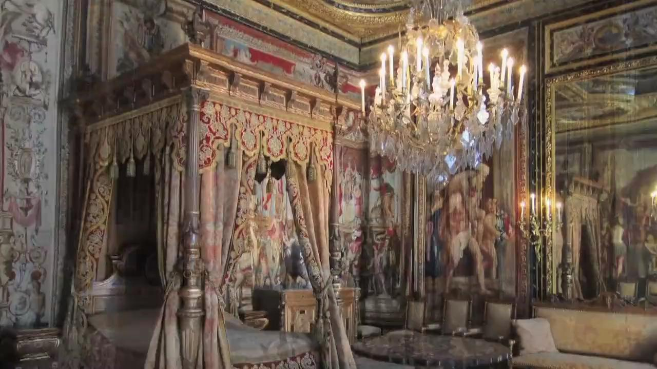 Visit the Palace of Fontainebleau in France