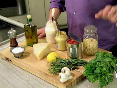 Tyler Florence's Essential Ingredients