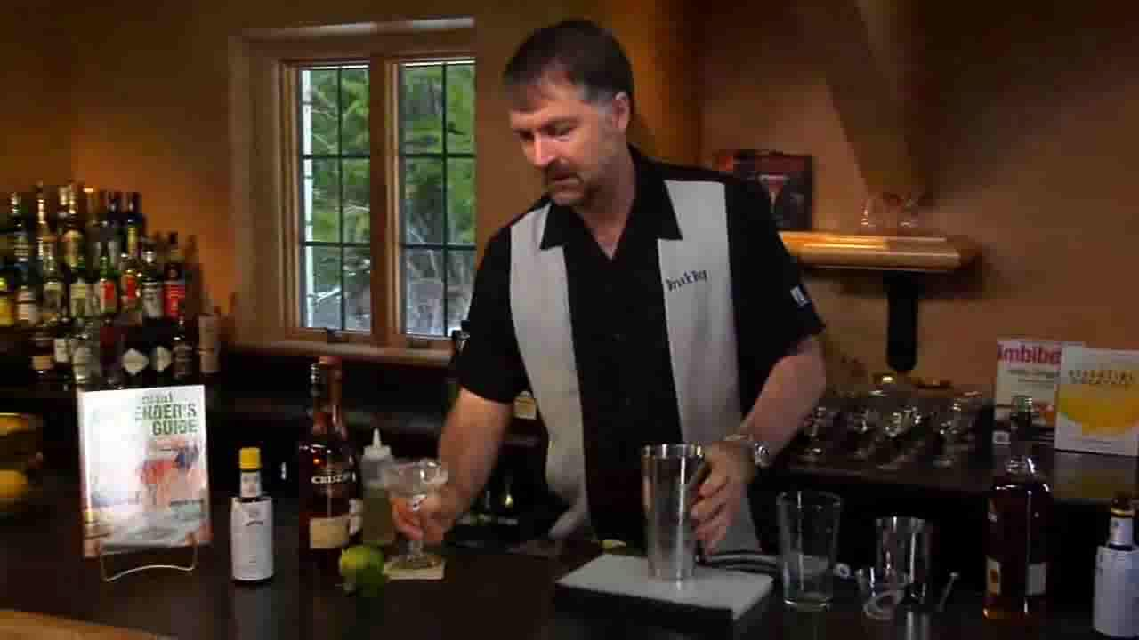 The Old Cuban Cocktail Recipe