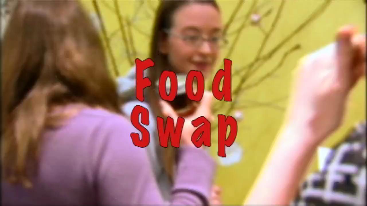 Organizing a Food Swap