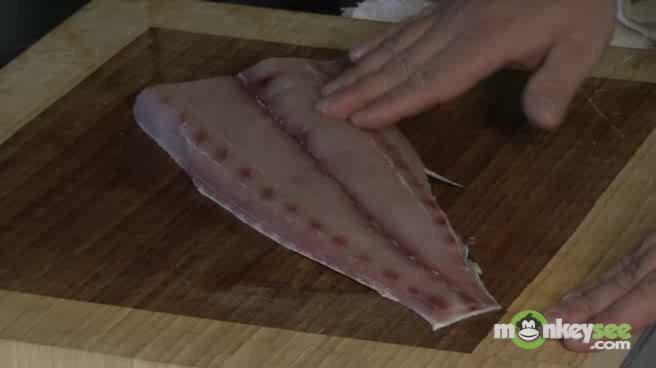 How to Use a Kitchen Knife - Fillet a Fish