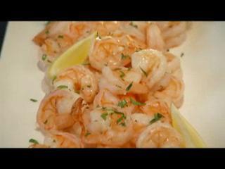 Lemon and Garlic Marinated Shrimp Recipes