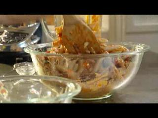 Pasta, Tuna and Roasted Pepper Salad Recipe