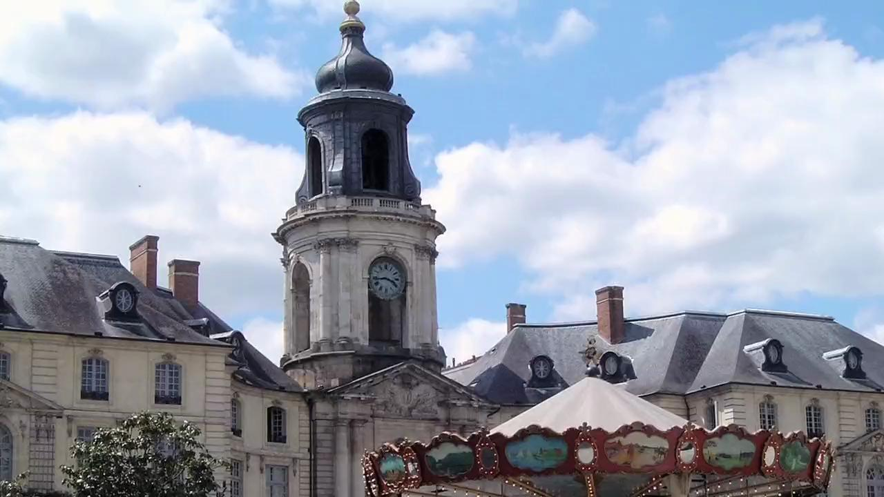 Visit Rennes Town Hall in France