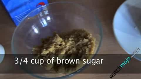 How to Bake Butterscotch Cookies