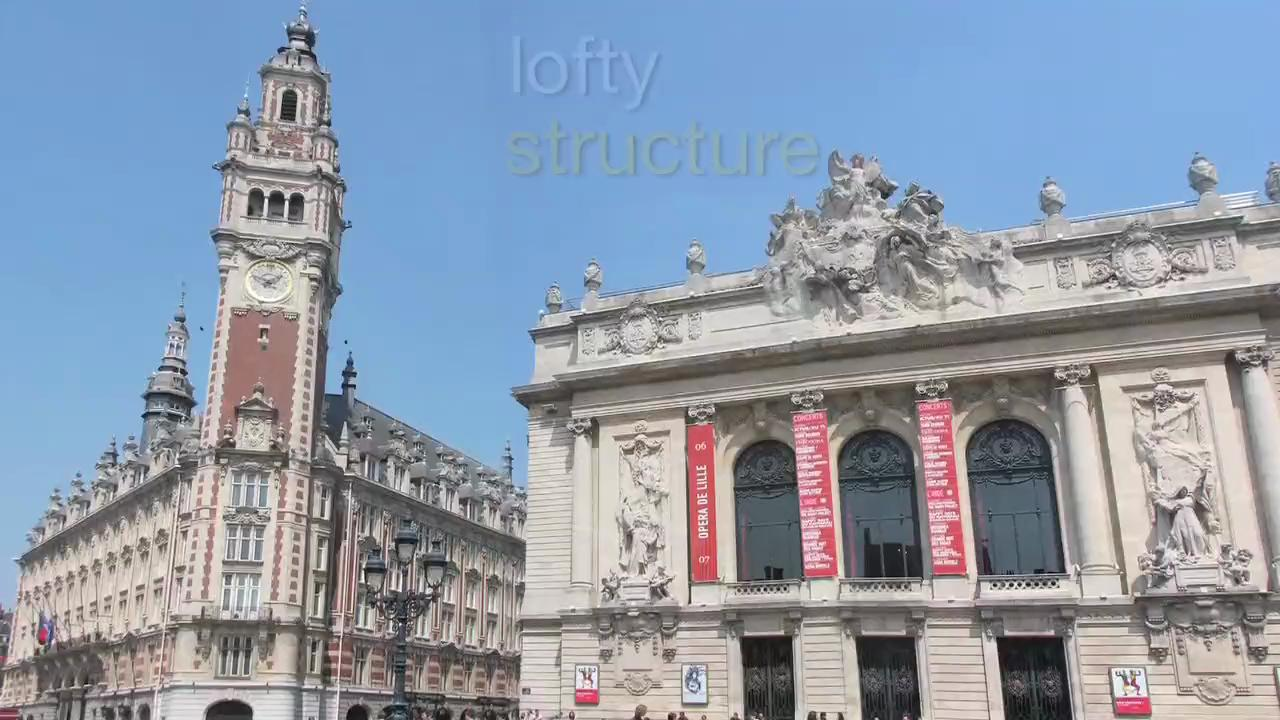 Visit Lille Town Hall in France