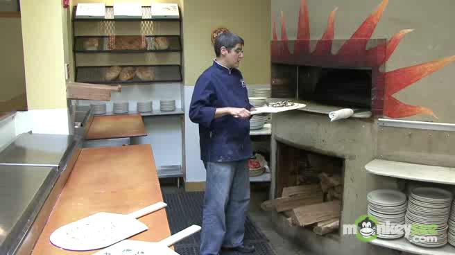 How to Make Pizza - Wood Burning Oven Effect