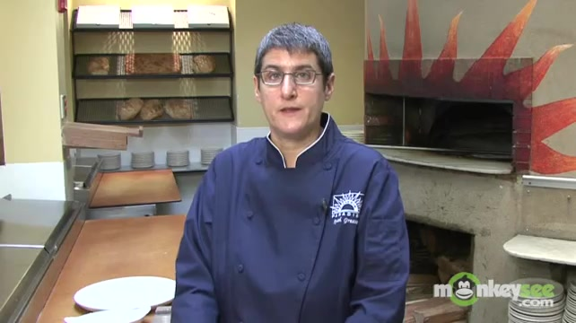 Homemade Pizza Recipe - How to Shape the Dough Part 1