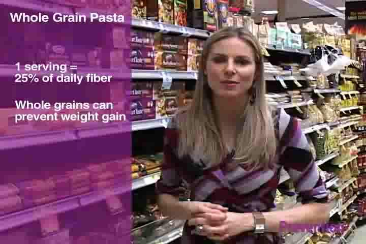 How to Choose Healthy Pastas