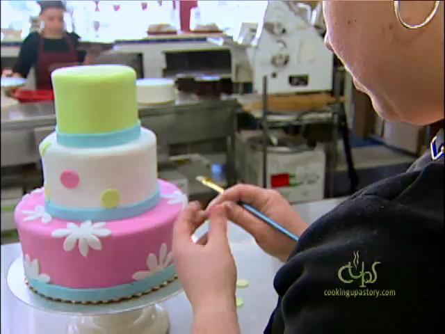 Using Fondant for Cake Decoration