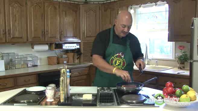 How to Make Grilled Sandwiches - Rueben Part 2
