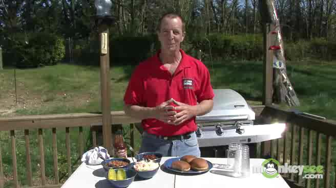 Learn how to Tailgate - Pork Cole Slaw and Baked Beans