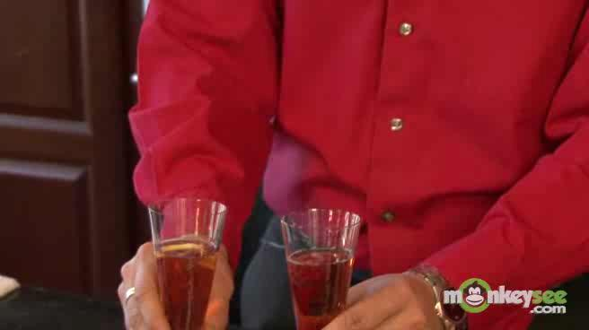 Learn how to Make Kir Royal for a Romantic Dinner