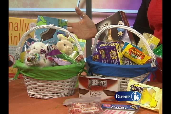 Healthy Alternatives for Easter Baskets