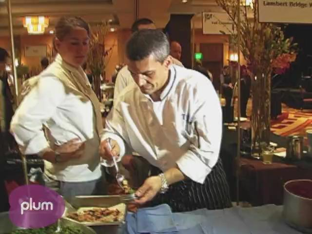 Cooking for the Grand Tasting in Vail