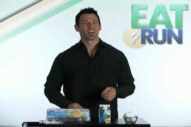 The Advantage of Eating Eggs for Athletes