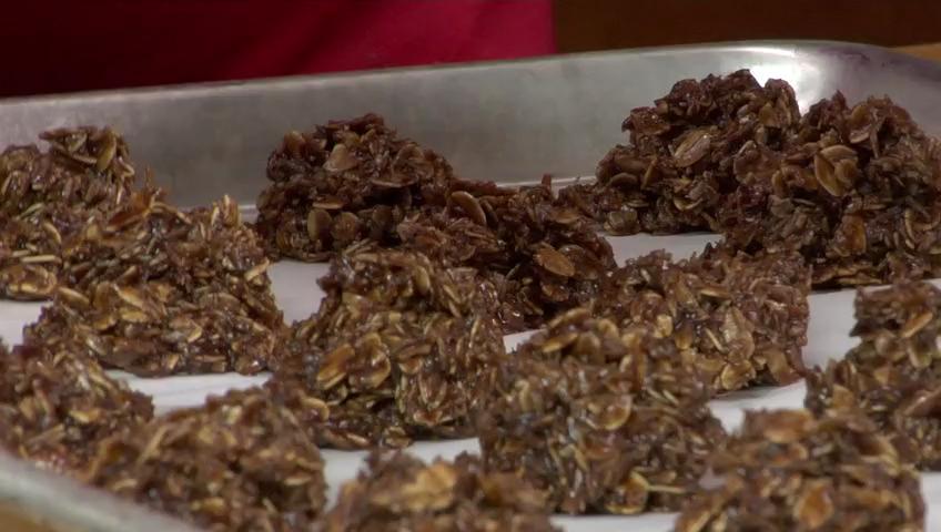 Unbaked Gluten Free Chocolate Cookies