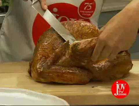 Different Ways to Carve a Turkey