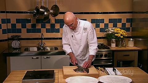 Kitchen Basics - How to Fillet a Flounder