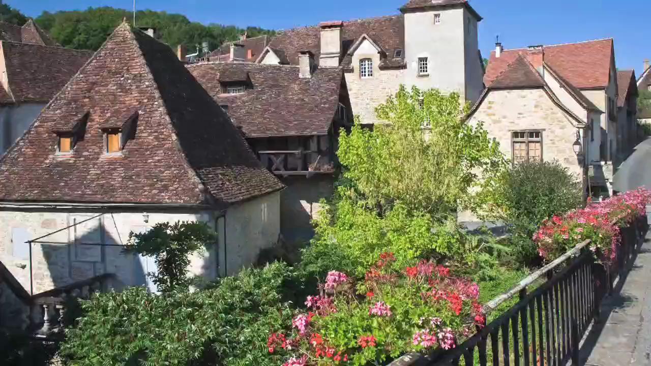 Visit Carennac in France