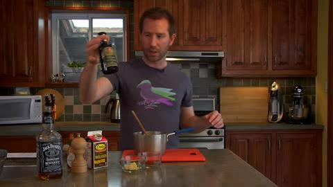 JD BBQ Rib Sauce