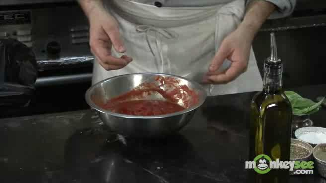 Learn how to Make Pizza Sauce