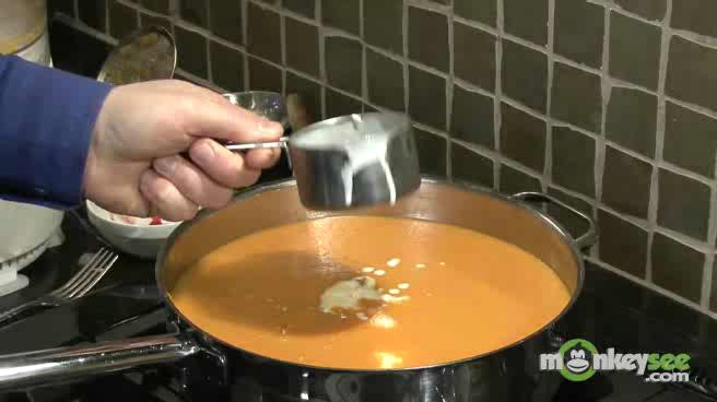 How to Cook a Butternut Squash Bisque