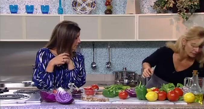 Fresh Arugula Salad Recipe